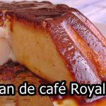 Flan de Café Royal®